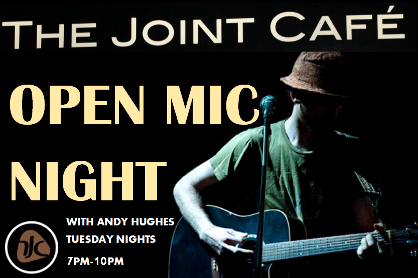 Van Gogh S Ear Cafe Open Mic