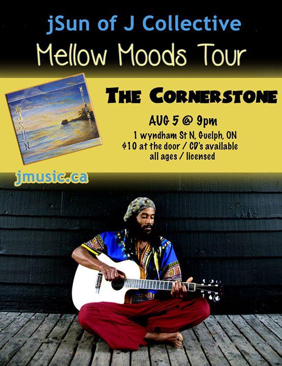 JSUN at the Cornerstone (mellow MOODS CD RLS) Inspiring