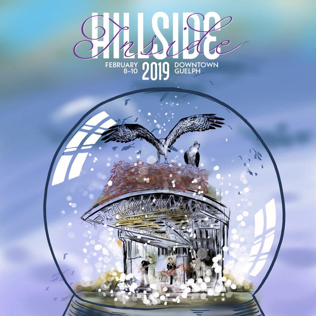Hillside Inside Announces Lineup!