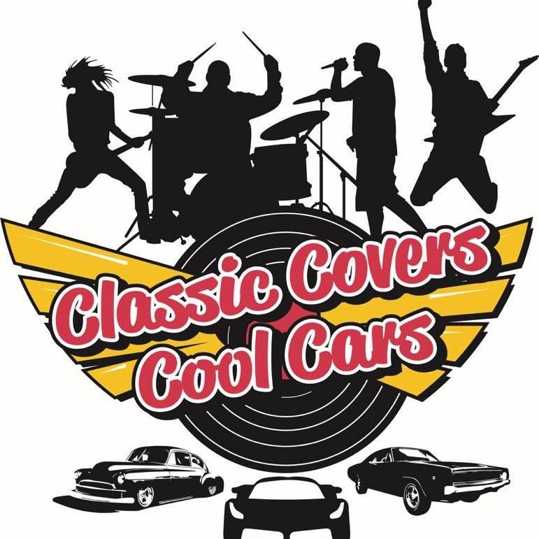 Tomorrow:  Classic Covers Cool Cars Concert Series