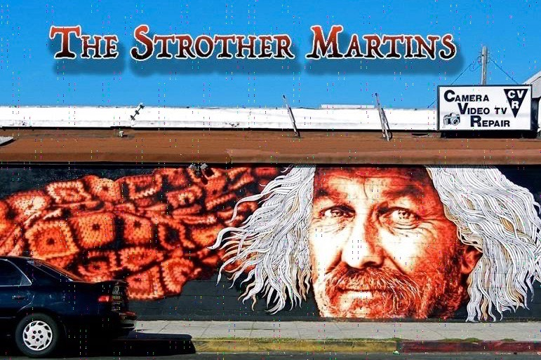 Preview: The Strother Martins at the Wooly – September 28th 8:30