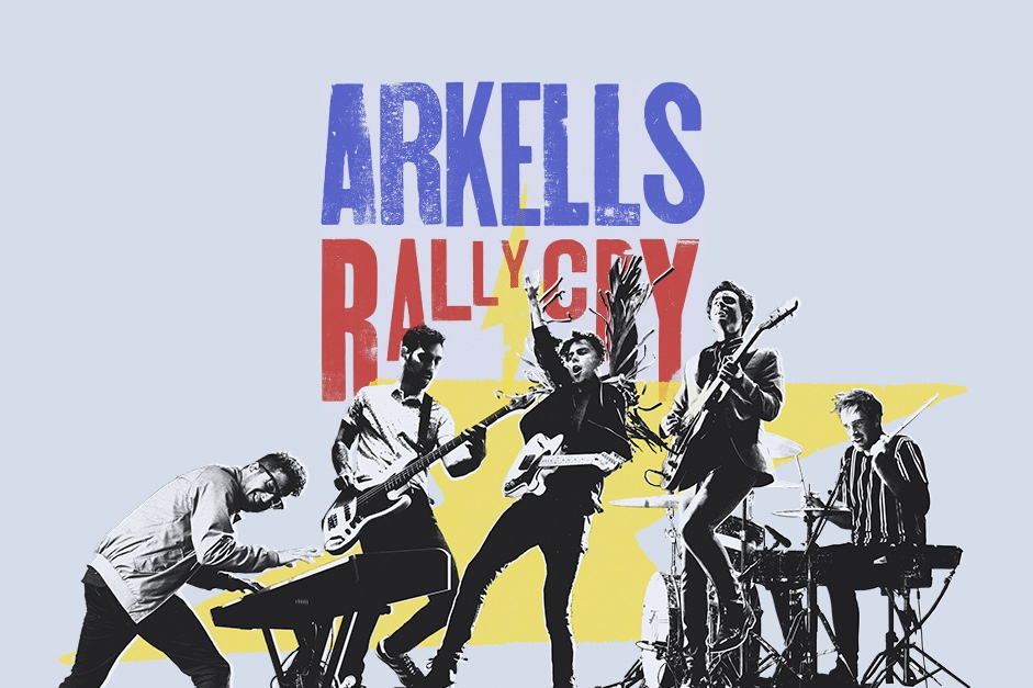 Review: Arkells w/ Coin @ The Sleeman Centre Friday, November 8