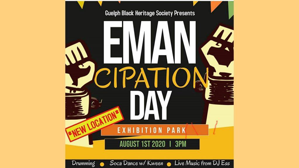 Annual Emancipation Day Jamboree!