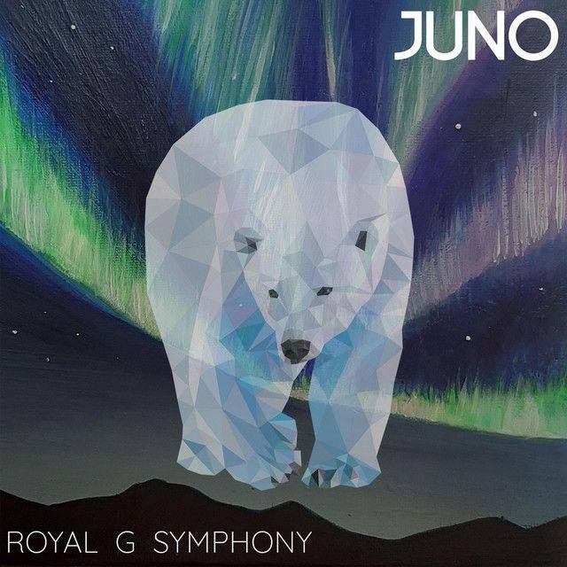 Royal G Symphony's First Recording with Royal City Studios!